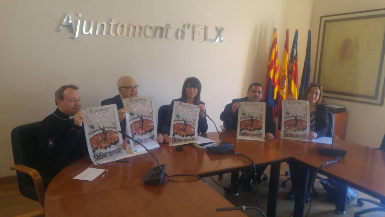 """El Ayuntamiento presenta el concierto """"Cántame un cuento"""" de la Escolanía en beneficio de Manos Unidas"""