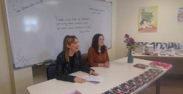 """Casa de la Dona presenta el libro """"Victoria viene a cenar"""", de Olga Mínguez Pastor"""