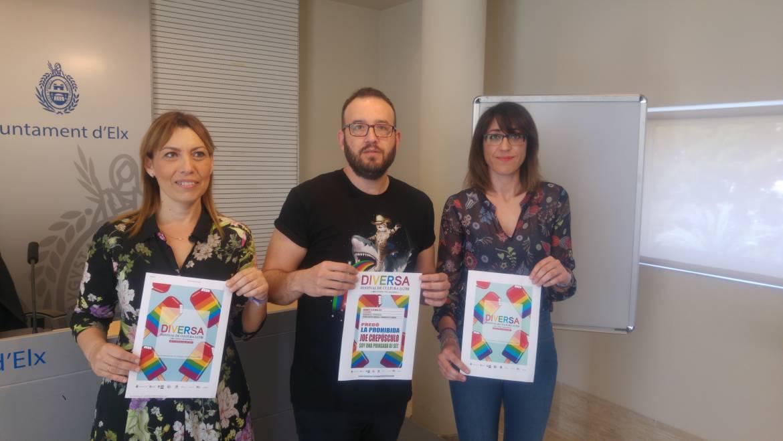 El festival Diversa celebra su décimo aniversario centrado en la LGTBfobia y el ciberbullying