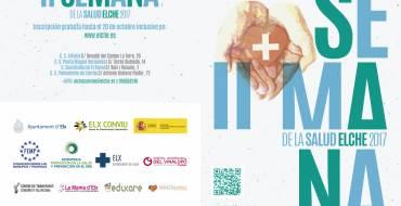 II SEMANA DE LA SALUD ELCHE 2017