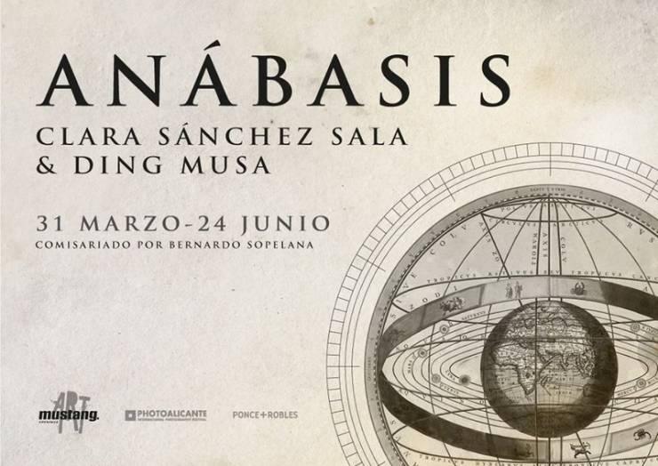 """Exposición: """"Anábasis"""". Mustang Gallery"""
