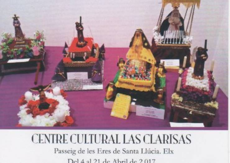 IX exposición de tronos en miniatura