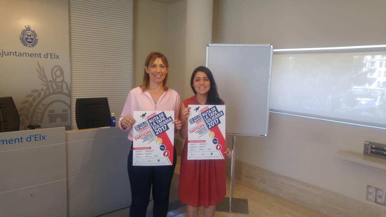 El Ayuntamiento presenta la Ruta de la Tapa Solidaria 2017