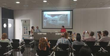 El Ayuntamiento presenta la nueva web del Museo de Pusol