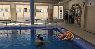 El Ayuntamiento aporta 18.000 euros para el programa de respiro familiar de Aspanias