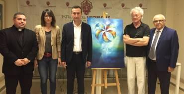 """Costa Beiro: """"El cartel ha  de ser una llamada directa  a los sentidos y al corazón"""""""