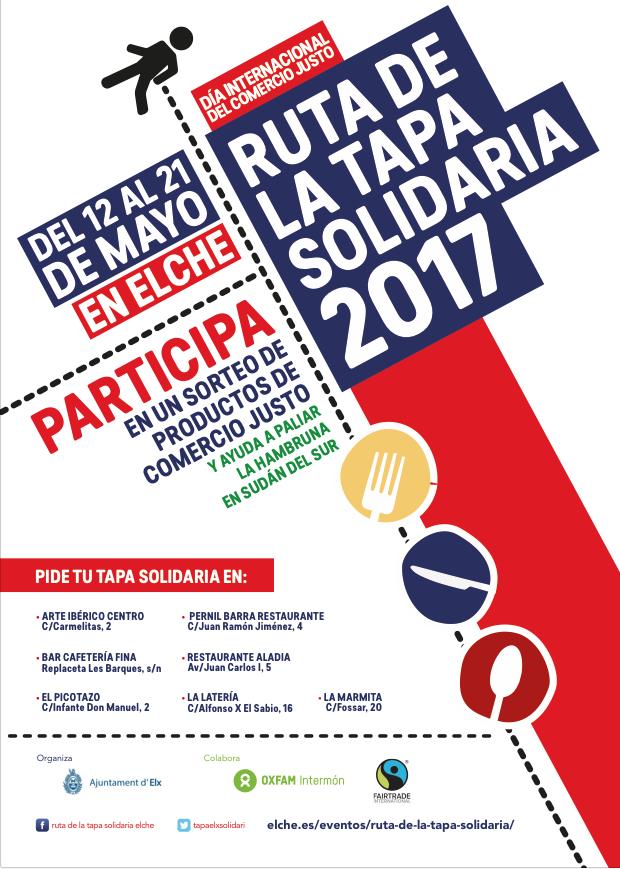 cartel tapa solidaria cast