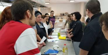 Visitelche y el CDT interior celebran el curso Cocina Vegana: concepto y práctica