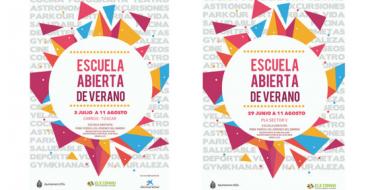 ¡Vuelven las Escuelas Abiertas de Verano en Carrús, Toscar y Pla-Sector V!