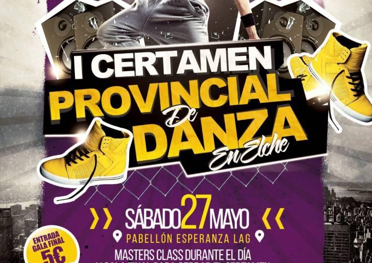 I Certamen Provincial de Danza