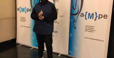 La campaña #ValeriaVenaElche consigue un premio AMPE de plata como finalista de los premios en la categoría digital