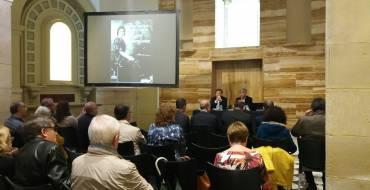 El centro cultural Las Clarisas acoge la presentación de las memorias de Josefina Manresa