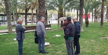 El Ayuntamiento hará mejoras en el Parque del 1º de Mayo
