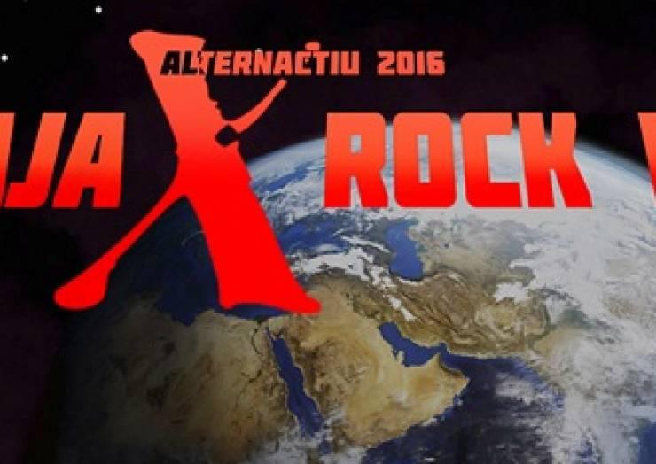 ALTERNACTIU . Tinaja rock fest