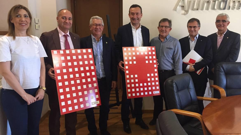 L'alcalde reafirma l'oferiment d'Elx com a ciutat d'acollida de refugiats