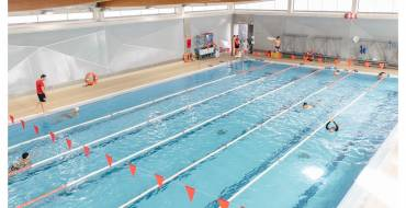 Fase 2. Apertura de las piscinas cubiertas.