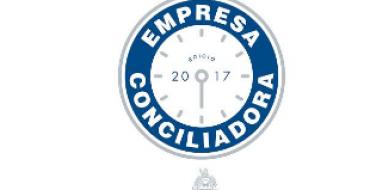 Sello Empresa Conciliadora 2017