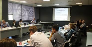 """Segona reunió de seguiment a València del projecte """"IMPULSE"""""""