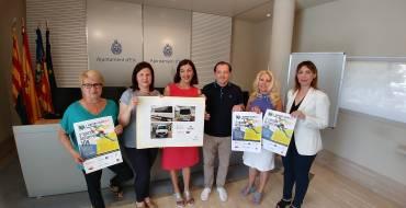 La carrera 10k Rotary permet que l'associació Aspanias tinga un nou vehicle per a dur a terme la seua gesta