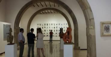 Exposición de Pintura, Escultura y Fotografía