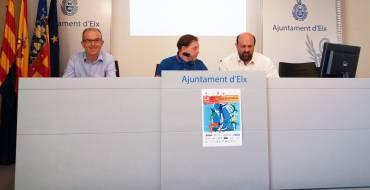 El Ayuntamiento presenta la edición LII del Campeonato de España de Atletismos Veteranos