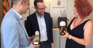 Premi a l'emprenedor dels mesos d'abril i maig