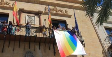 El Ayuntamiento da su apoyo al colectivo LGTBI