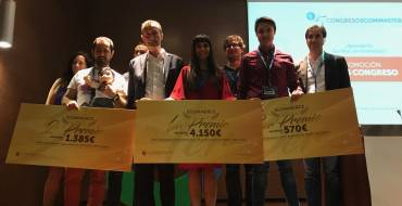 El alcalde entrega los premios Ecommerce en IFA