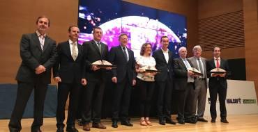 La Ronda Sur de Elche recibe el premio FOPA a la mejor obra en la provincia de Alicante