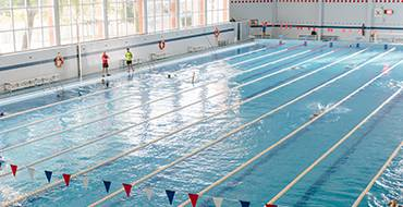 Escuela de natación adaptada