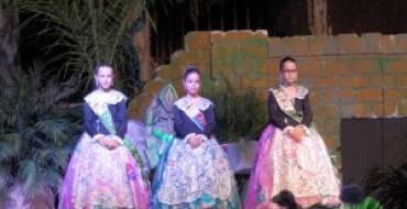 Fiestas de Matola en honor a la Virgen del Carmen