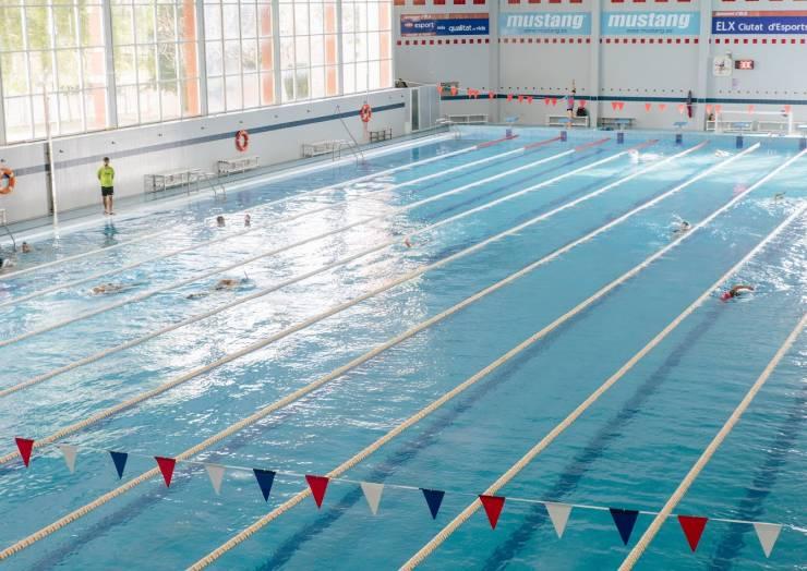 Aviso cierre piscina Esperanza Lag