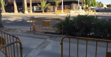 El Ayuntamiento mejora la accesibilidad y la seguridad en el entorno de la Ciudad Deportiva