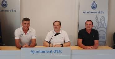 Esports presenta la tercera edició del Triatló Ciutat d'Elx