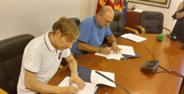 Elche cede un espacio municipal a la Federación de Asociaciones de Vecinos Dama d'Elx