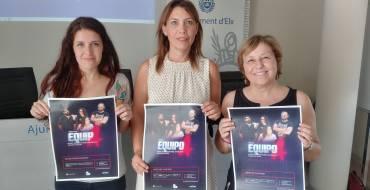 """El Ayuntamiento lanza la campaña """"Elche, por unas fiestas seguras"""" para evitar agresiones sexuales durante los festejos populares"""