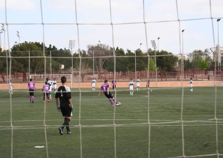 Festa d'Elx de fútbol 11 juvenil.