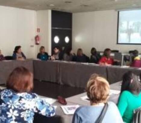 Reunión del Consejo de las Mujeres y para la Igualdad de Género