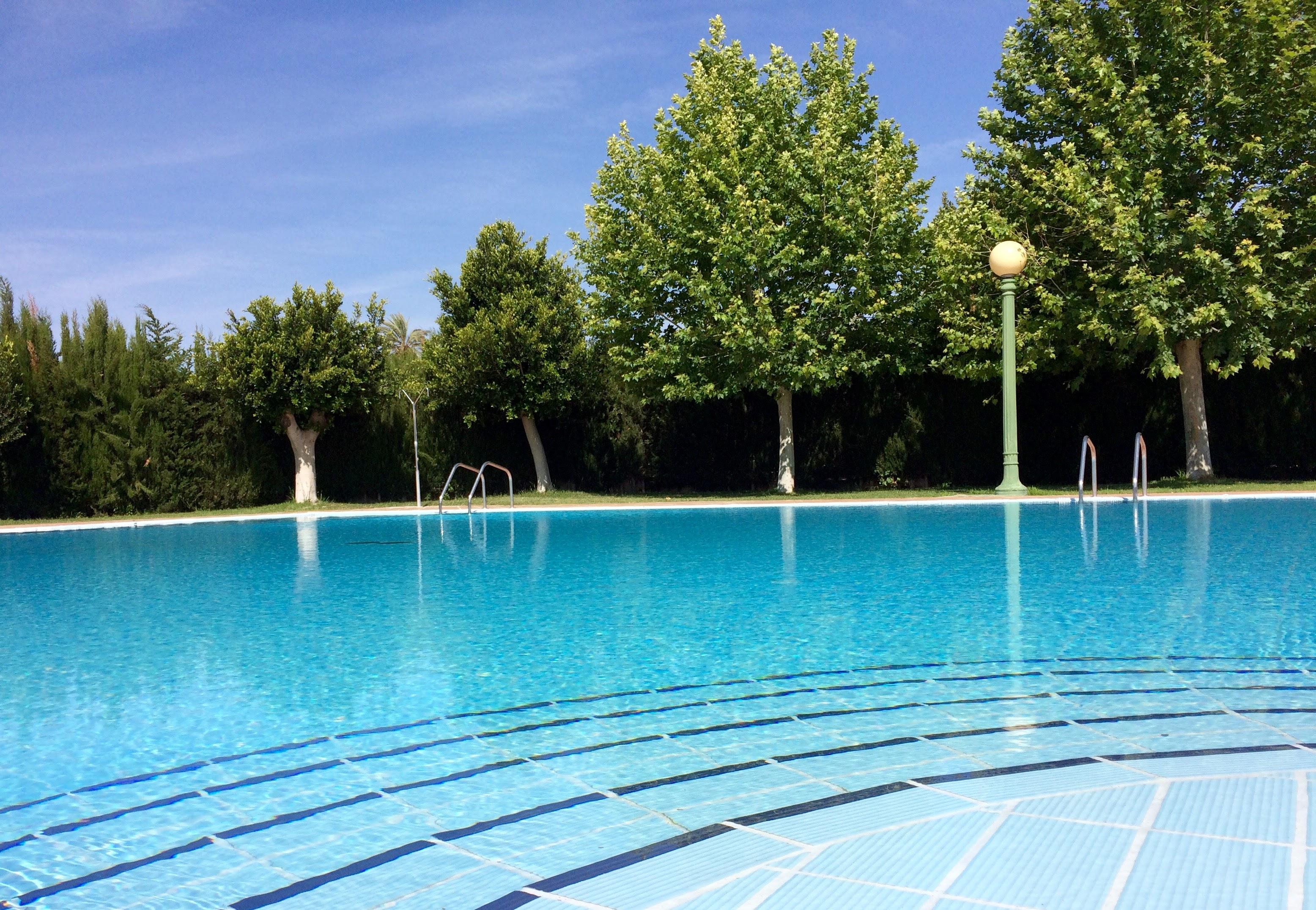 Normas de utilizaci n de las piscinas municipales for Piscinas municipales zaragoza 2017