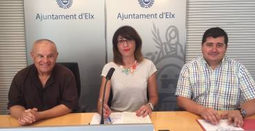 Presentación II Jornadas Equipos Directivos Escolares Del Camp D'Elx