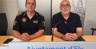 El Ayuntamiento reestructura el cuerpo de la Policía Local para mejorar la atención  al ciudadano