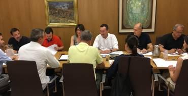 El Ayuntamiento inicia los trabajos para la revisión del Plan General con la constitución de la comisión de seguimiento