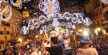 Fiestas participativas 2017: inscripción en el sorteo