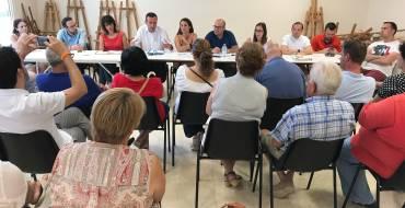 El equipo de Gobierno anuncia la construcción de un centro multiusos en Torrellano