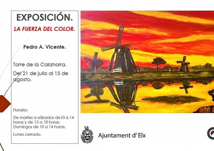 Exposició La Força del Color