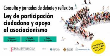 Consulta y jornadas de debate y reflexión