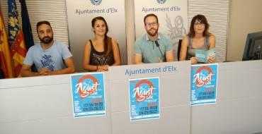 El Ayuntamiento de Elche aumenta las actividades programadas para agosto