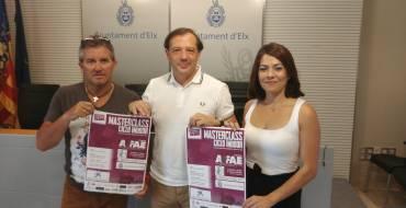 Deportes presenta la III edición de la Maratón Benéfica Festa d'Elx