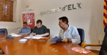 Medio Ambiente destina 25.000 euros a la Asociación de Productores y Comercializadores de Granadas de Elche