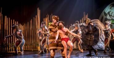El Libro de la Selva. La aventura de Mowgli